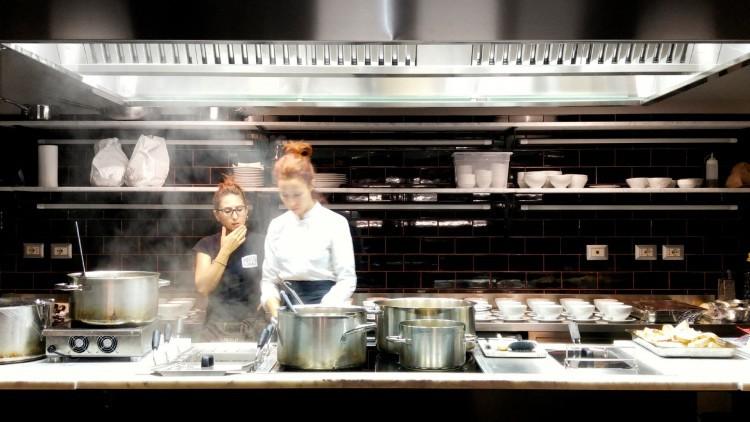 Team building con cuoco